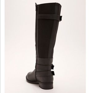 NWT Torrid Wide Knee-High Boots w/Buckle Detail